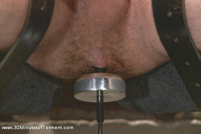 Photo number 9 from Cameron Kincade's Excruciating Ass Challenge shot for 30 Minutes of Torment on Kink.com. Featuring Cameron Kincade in hardcore BDSM & Fetish porn.