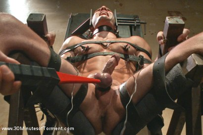 Photo number 6 from Cameron Kincade's Excruciating Ass Challenge shot for 30 Minutes of Torment on Kink.com. Featuring Cameron Kincade in hardcore BDSM & Fetish porn.