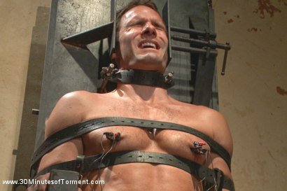 Photo number 7 from Cameron Kincade's Excruciating Ass Challenge shot for 30 Minutes of Torment on Kink.com. Featuring Cameron Kincade in hardcore BDSM & Fetish porn.
