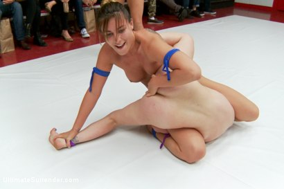 Photo number 10 from Last tag match before the 12 girl finale The final score is......... shot for Ultimate Surrender on Kink.com. Featuring Cheyenne Jewel, Mistress Kara, Juliette March, Mona Wales, Sasha Banks and Rilynn Rae in hardcore BDSM & Fetish porn.