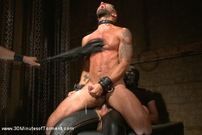 Super Hunk Adam Ramzi - Tormented and Ass Violated
