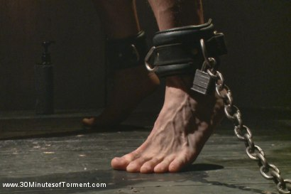 Photo number 5 from A Bodybuilder's Worst Nightmare shot for 30 Minutes of Torment on Kink.com. Featuring Tatum in hardcore BDSM & Fetish porn.