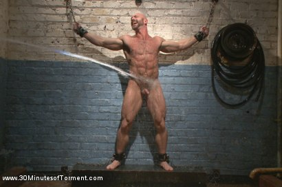 Photo number 8 from A Bodybuilder's Worst Nightmare shot for 30 Minutes of Torment on Kink.com. Featuring Tatum in hardcore BDSM & Fetish porn.