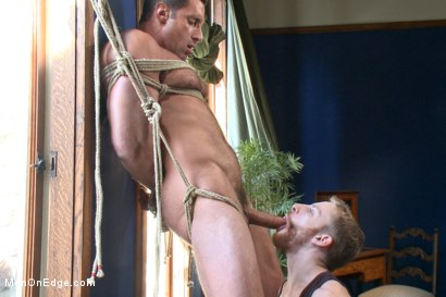 Photo number 6 from Italian muscle god with a giant cock  shot for Men On Edge on Kink.com. Featuring Nick Capra in hardcore BDSM & Fetish porn.