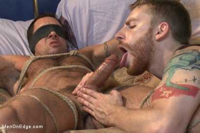 Photo number 14 from Italian muscle god with a giant cock  shot for Men On Edge on Kink.com. Featuring Nick Capra in hardcore BDSM & Fetish porn.