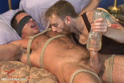 Photo number 12 from Italian muscle god with a giant cock  shot for Men On Edge on Kink.com. Featuring Nick Capra in hardcore BDSM & Fetish porn.