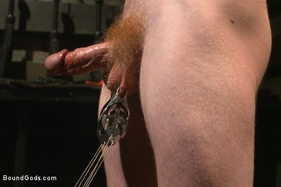 Photo number 1 from Introducing Mr Keys - Brutally torments and fucks his cock slave shot for Bound Gods on Kink.com. Featuring Sebastian Keys and Damien Moreau in hardcore BDSM & Fetish porn.