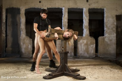 Photo number 12 from First Time Fucked in Bondage shot for Brutal Sessions on Kink.com. Featuring Natasha Starr and Tommy Pistol in hardcore BDSM & Fetish porn.