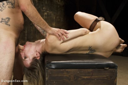 Photo number 13 from First Time Fucked in Bondage shot for Brutal Sessions on Kink.com. Featuring Natasha Starr and Tommy Pistol in hardcore BDSM & Fetish porn.