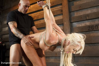 Photo number 15 from Courtney Taylor wants to be Fucked Into Submission shot for Dungeon Sex on Kink.com. Featuring Courtney Taylor and Derrick Pierce in hardcore BDSM & Fetish porn.