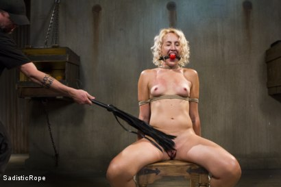 Photo number 1 from One to Remember-Squirting from the Pain shot for Sadistic Rope on Kink.com. Featuring Dylan Ryan in hardcore BDSM & Fetish porn.