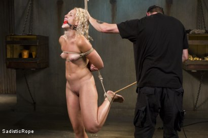 Photo number 7 from One to Remember-Squirting from the Pain shot for Sadistic Rope on Kink.com. Featuring Dylan Ryan in hardcore BDSM & Fetish porn.