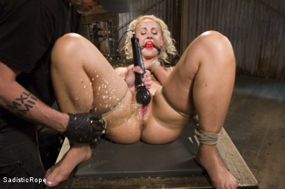 Photo number 10 from One to Remember-Squirting from the Pain shot for Sadistic Rope on Kink.com. Featuring Dylan Ryan in hardcore BDSM & Fetish porn.