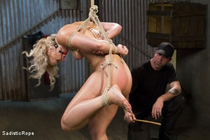 Photo number 15 from One to Remember-Squirting from the Pain shot for Sadistic Rope on Kink.com. Featuring Dylan Ryan in hardcore BDSM & Fetish porn.