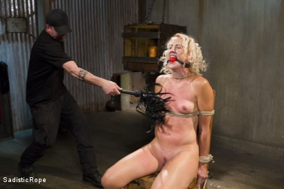 Photo number 2 from One to Remember-Squirting from the Pain shot for Sadistic Rope on Kink.com. Featuring Dylan Ryan in hardcore BDSM & Fetish porn.