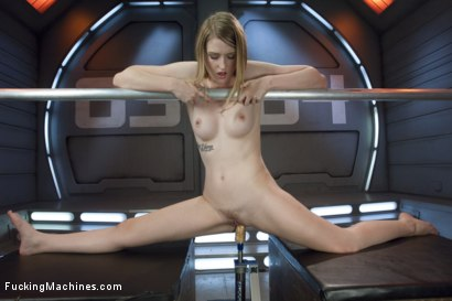 HOT! 1 Million ways HOT! Leggy, Flexible, Blond Gymnast Fucked!