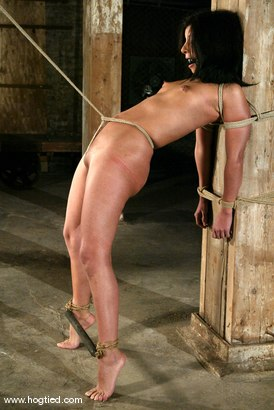 Photo number 4 from Gia Jordan shot for Hogtied on Kink.com. Featuring Gia Jordan in hardcore BDSM & Fetish porn.