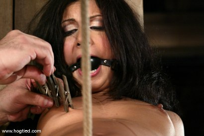 Photo number 5 from Gia Jordan shot for Hogtied on Kink.com. Featuring Gia Jordan in hardcore BDSM & Fetish porn.