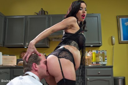 Photo number 8 from Mistress Gia Dimarco: Powerful, Pregnant and Demanding Attention! shot for Divine Bitches on Kink.com. Featuring Jonah Marx and Gia DiMarco in hardcore BDSM & Fetish porn.