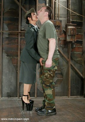 Photo number 2 from mini and Mika Tan shot for Men In Pain on Kink.com. Featuring Mika Tan and mini in hardcore BDSM & Fetish porn.