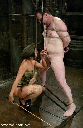 Photo number 6 from mini and Mika Tan shot for Men In Pain on Kink.com. Featuring Mika Tan and mini in hardcore BDSM & Fetish porn.