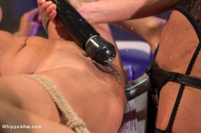 Photo number 19 from Turning Tricks, Taking Dicks shot for Whipped Ass on Kink.com. Featuring Nadia Styles and Ariel X in hardcore BDSM & Fetish porn.