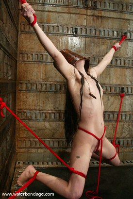 Photo number 11 from Maya Matthews shot for Water Bondage on Kink.com. Featuring Maya Matthews in hardcore BDSM & Fetish porn.