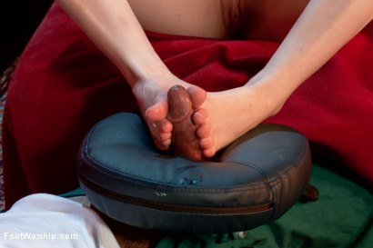 Photo number 5 from Massage Parlor Foot Job shot for Foot Worship on Kink.com. Featuring Mickey Mod and Juliette March in hardcore BDSM & Fetish porn.