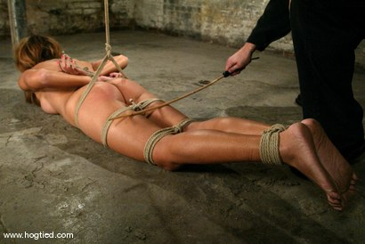 Photo number 4 from Keeani Lei shot for Hogtied on Kink.com. Featuring Keeani Lei in hardcore BDSM & Fetish porn.
