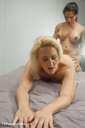 Photo number 9 from Nurse Sex - Girl on Ts Girl Action in the Hospital shot for TS Pussy Hunters on Kink.com. Featuring TS Foxxy and Dylan Ryan in hardcore BDSM & Fetish porn.