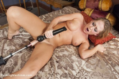 Photo number 3 from Carter Cruise and The Machines - Starlet vs Steel shot for Fucking Machines on Kink.com. Featuring Carter Cruise in hardcore BDSM & Fetish porn.