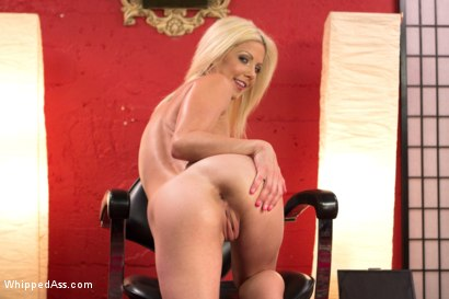 Photo number 4 from Hot Slutty Blond dominated in Bella Rossi's Kinky Lesbian Fantasy shot for Whipped Ass on Kink.com. Featuring Bella Rossi and Holly Hanna in hardcore BDSM & Fetish porn.