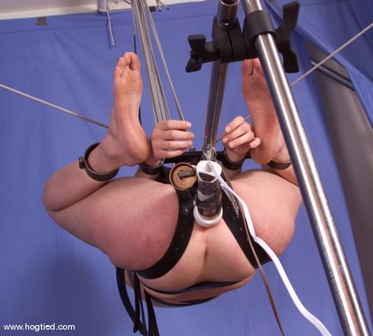 Photo number 12 from Leila shot for Hogtied on Kink.com. Featuring Leila in hardcore BDSM & Fetish porn.