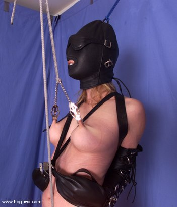 Photo number 9 from Leila shot for Hogtied on Kink.com. Featuring Leila in hardcore BDSM & Fetish porn.