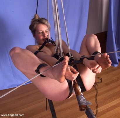 Photo number 13 from Leila shot for Hogtied on Kink.com. Featuring Leila in hardcore BDSM & Fetish porn.