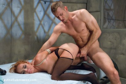 Photo number 7 from Ashlee Graham gets Ass Fucked in Bondage. shot for Sex And Submission on Kink.com. Featuring Bill Bailey and Ashlee Graham in hardcore BDSM & Fetish porn.