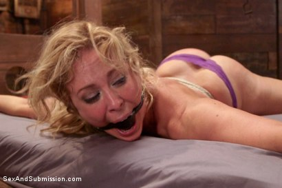 Photo number 7 from Fear Play: Cherie Deville's Role-Play Fantasy shot for Sex And Submission on Kink.com. Featuring Tommy Pistol and Cherie Deville in hardcore BDSM & Fetish porn.