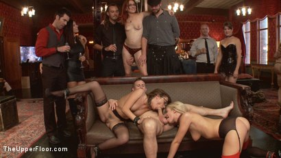 Photo number 11 from The Petition of Anal Slut Roxanne Rae with House Slave Amanda Tate shot for The Upper Floor on Kink.com. Featuring Roxanne Rae, Bill Bailey and Amanda Tate in hardcore BDSM & Fetish porn.