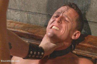 Photo number 11 from House Dom Connor Maguire breaks in a new boy shot for Bound Gods on Kink.com. Featuring Connor Maguire and Ivan Gregory in hardcore BDSM & Fetish porn.