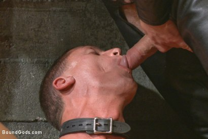 Photo number 14 from House Dom Connor Maguire breaks in a new boy shot for Bound Gods on Kink.com. Featuring Connor Maguire and Ivan Gregory in hardcore BDSM & Fetish porn.