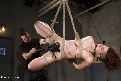 Photo number 15 from Fresh Meat - Ingrid Mouth shot for Sadistic Rope on Kink.com. Featuring Ingrid Mouth in hardcore BDSM & Fetish porn.