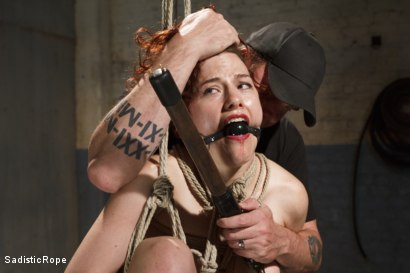 Photo number 2 from Fresh Meat - Ingrid Mouth shot for Sadistic Rope on Kink.com. Featuring Ingrid Mouth in hardcore BDSM & Fetish porn.