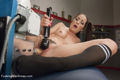 Photo number 2 from Marley Blaze shot for Fucking Machines on Kink.com. Featuring Marley Blaze in hardcore BDSM & Fetish porn.
