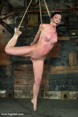 Photo number 5 from Ariel X shot for Hogtied on Kink.com. Featuring Ariel X in hardcore BDSM & Fetish porn.