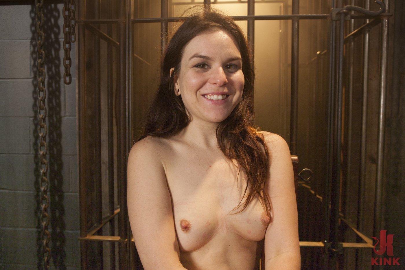 Photo number 1 from Pretty Little Rope Slut Gets Destroyed shot for Hogtied on Kink.com. Featuring Juliette March in hardcore BDSM & Fetish porn.