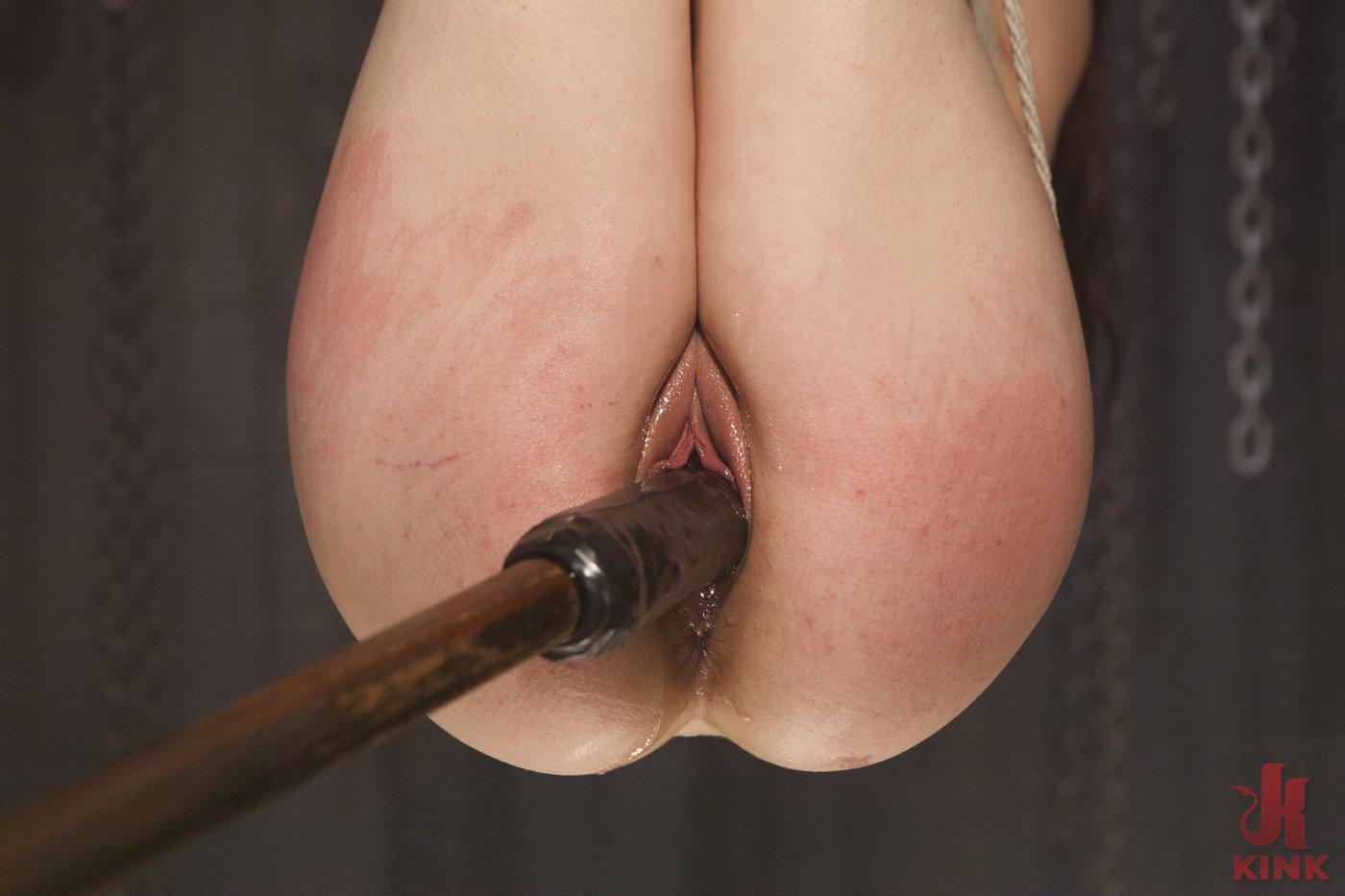 Photo number 11 from Pretty Little Rope Slut Gets Destroyed shot for Hogtied on Kink.com. Featuring Juliette March in hardcore BDSM & Fetish porn.