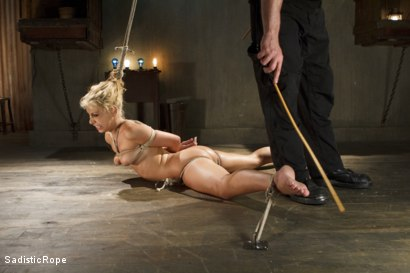 Photo number 11 from What's My Name? shot for Sadistic Rope on Kink.com. Featuring Carmen Caliente in hardcore BDSM & Fetish porn.