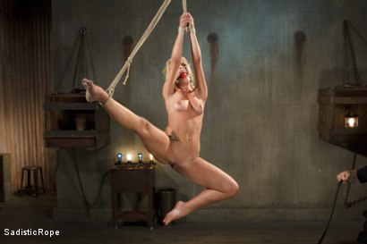 Photo number 1 from What's My Name? shot for Sadistic Rope on Kink.com. Featuring Carmen Caliente in hardcore BDSM & Fetish porn.