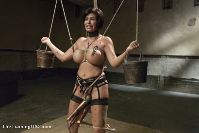 Photo number 2 from Big Tit MILF Training shot for The Training Of O on Kink.com. Featuring Owen Gray and Shay Fox in hardcore BDSM & Fetish porn.