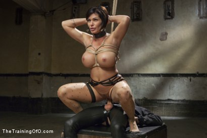 Photo number 10 from Big Tit MILF Training shot for The Training Of O on Kink.com. Featuring Owen Gray and Shay Fox in hardcore BDSM & Fetish porn.